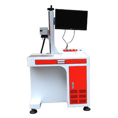 China 50 Watt Laser Metal Marking MachineArea 175X175MM Standard USB Port supplier