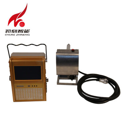 China Steel Stamping Portable Engraving Machine For Vehicle Chassis Number Punching supplier