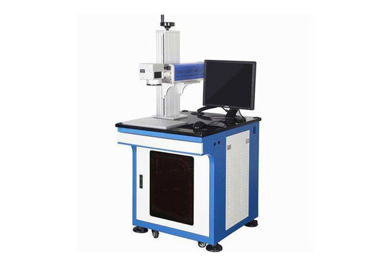 China High Precision Uv Laser Marking Machine 3w 365nm Free Software For Glass supplier