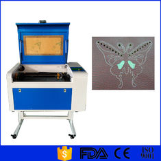 China Glass CO2 Laser Engraver , Small Laser Engraving Machine 60W 80W 100W 150W supplier