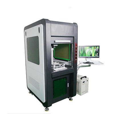 China Flying CO2 Laser Marking Machine Pvc Pp Pet Ps Nonmetal Material Printing distributor