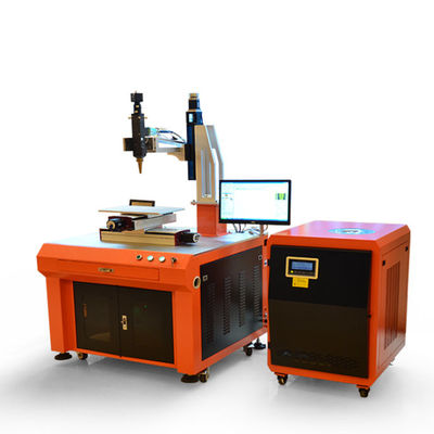 China Auto Portable Laser Welder Metal Welding And Fabrication Soldering Machine distributor