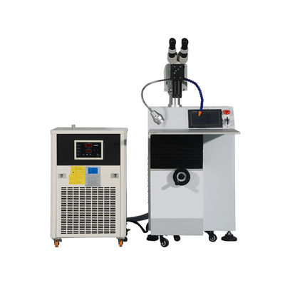 China High Power Welding Automotive Laser Soldering Machine For Jewellery / Gold distributor
