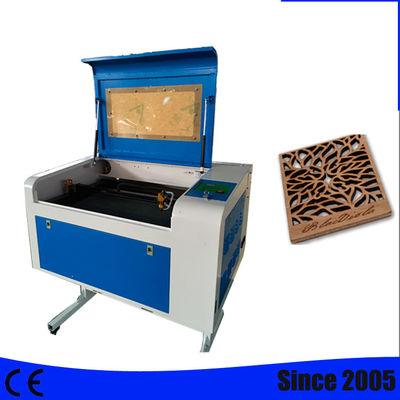 China Pakistan CO2 Laser Engraver , Co2 Laser Engraving Cutting Machine For Bamboo distributor
