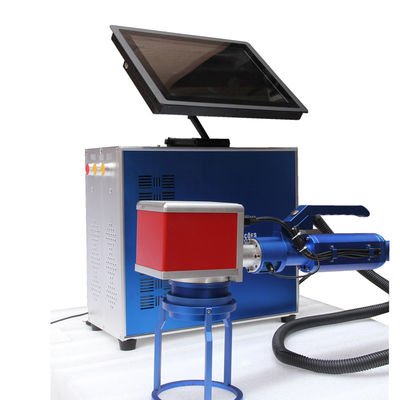 China Optical Lenses Laser Printing Portable Laser Engraver For Serial Number distributor